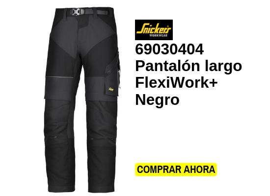 pantalon largo flexiwork negro