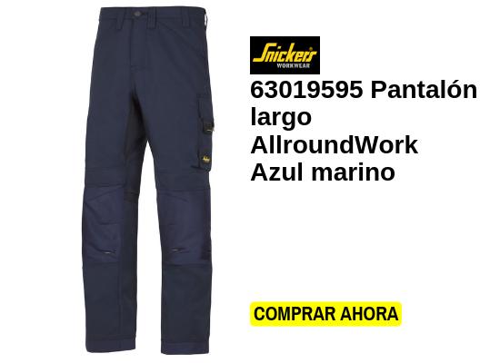 pantalón largo allroundwork azul marino